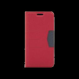 Samsung Galaxy A3 (2017) - Preklopna torbica (47G) - rdeča
