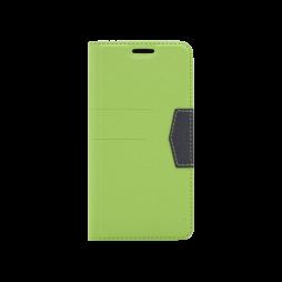 Samsung Galaxy A3 (2017) - Preklopna torbica (47G) - zelena
