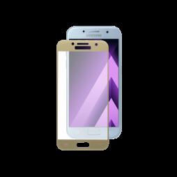 Samsung Galaxy A3 (2017) - Zaščitno steklo Excellence (0,33) - 3D, zlato