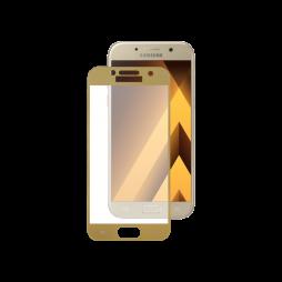 Samsung Galaxy A3 (2017)  - Zaščitno steklo Excellence (0,33) - zlato
