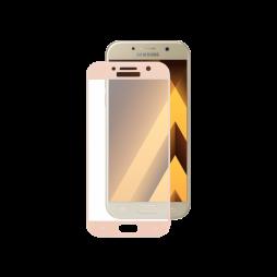 Samsung Galaxy A5 (2017) - Zaščitno steklo Excellence (0,33) - roza