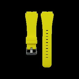 Silikonski pašček Samsung Gear S3 (22mm) - rumen