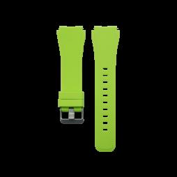 Silikonski pašček Samsung Gear S3 (22mm) - svetlo zelen