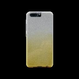 Huawei P10 - Gumiran ovitek (TPUB) - rumena