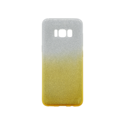 Samsung Galaxy S8 - Gumiran ovitek (TPUB) - rumena