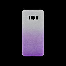 Samsung Galaxy S8 - Gumiran ovitek (TPUB) - vijolična