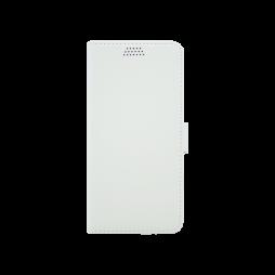 Huawei P10 - Preklopna torbica (WLG) - bela