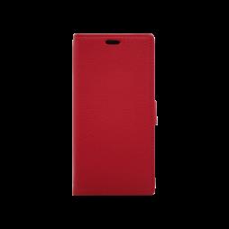 LG K8 (2017) - Preklopna torbica (WLG) - rdeča