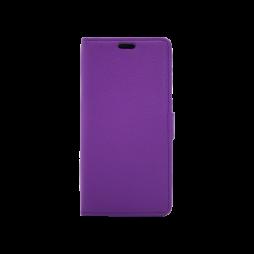 LG K8 (2017) - Preklopna torbica (WLG) - vijolična