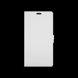 LG K10 (2017) - Preklopna torbica (WLG) - bela