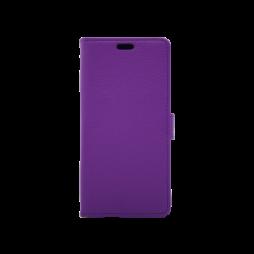 Sony Xperia XA1 - Preklopna torbica (WLG) - vijolična