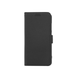 Huawei P10 Lite - Preklopna torbica (WLG) - črna