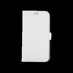 HTC U Ultra - Preklopna torbica (WLG) - bela