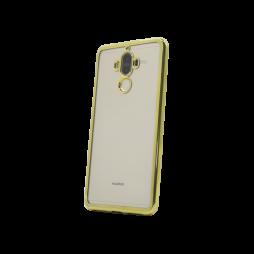 Huawei Mate 9 - Gumiran ovitek (TPUE) - rob zlat
