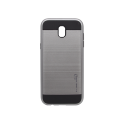 Samsung Galaxy J7 (2017) - Gumiran ovitek (ARM-01) - siv