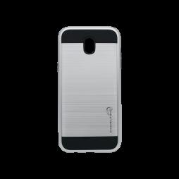 Samsung Galaxy J7 (2017) - Gumiran ovitek (ARM-01) - srebrn