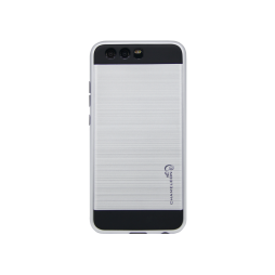 Huawei P10 - Gumiran ovitek (ARM-01) - srebrn