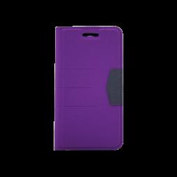 LG K8 (2017) - Preklopna torbica (47G) - vijolična