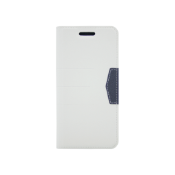 Huawei P10 - Preklopna torbica (47G) - bela