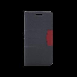 Huawei P10 Lite - Preklopna torbica (47G) - črna