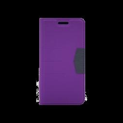 LG G6 - Preklopna torbica (47G) - vijolična
