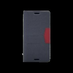 Sony Xperia XA1 - Preklopna torbica (47G) - črna