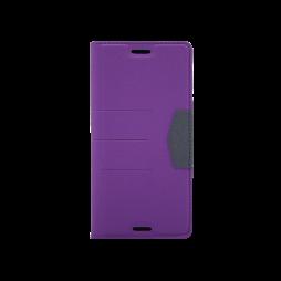 Sony Xperia XA1 - Preklopna torbica (47G) - vijolična