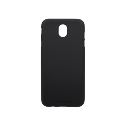 Samsung Galaxy J7 (2017) - Gumiran ovitek (TPUT) - črn