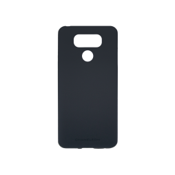 LG G6 - Gumiran ovitek (TPUT) - črn
