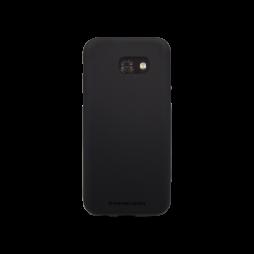 Samsung Galaxy A5 (2017) - Gumiran ovitek (TPUT) - črn