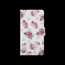 Huawei P10 - Preklopna torbica (WLGP) - Flowers