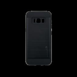 Samsung Galaxy S8+ - Gumiran ovitek (ARM-01) - črn