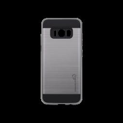 Samsung Galaxy S8+ - Gumiran ovitek (ARM-01) - siv