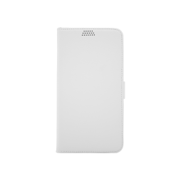 Huawei P10 Plus - Preklopna torbica (WLG) - bela