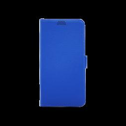 Huawei P10 Plus - Preklopna torbica (WLG) - modra