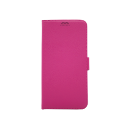 Huawei P10 Plus - Preklopna torbica (WLG) - roza