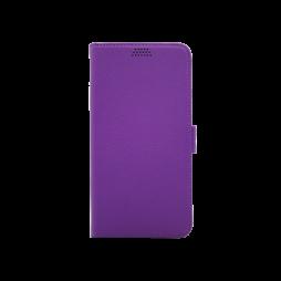 Huawei P10 Plus - Preklopna torbica (WLG) - vijolična