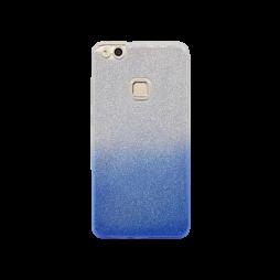 Huawei P10 Lite - Gumiran ovitek (TPUB) - modra
