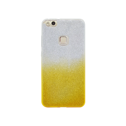 Huawei P10 Lite - Gumiran ovitek (TPUB) - rumena