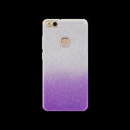 Huawei P10 Lite - Gumiran ovitek (TPUB) - vijolična