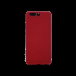 Huawei P10 - Okrasni pokrovček (65) - rdeč