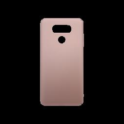 LG G6 - Okrasni pokrovček (65) - roza-zlat