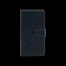 LG K8 (2017) - Preklopna torbica (WLGO) - črna