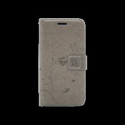LG K8 (2017) - Preklopna torbica (WLGO) - siva