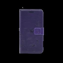 LG K8 (2017) - Preklopna torbica (WLGO) - vijolična