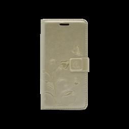 LG K8 (2017) - Preklopna torbica (WLGO) - zlata