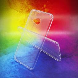 HTC U Play - Gumiran ovitek (TPUA) - prosojen