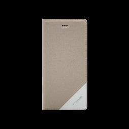 Huawei P10 - Preklopna torbica (48G) - zlata