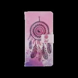 Huawei P10 - Preklopna torbica (WLGP) - Pink dreamcatcher
