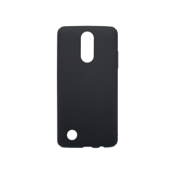 LG K10 (2017) - Okrasni pokrovček (65) - črn